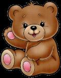 Игрушечный медвежонок