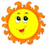 Загадка про солнышко