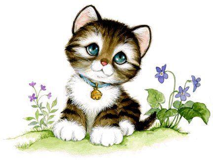 Стихи про котенка