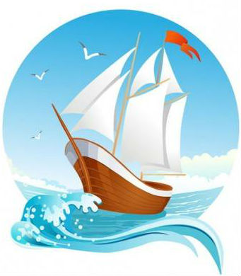 Стихи про кораблик