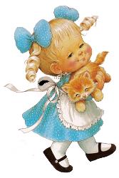 Стихи про девочку и куклу
