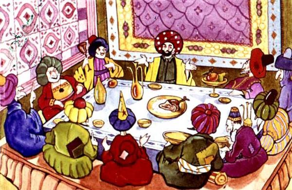 Али-Баба и гости