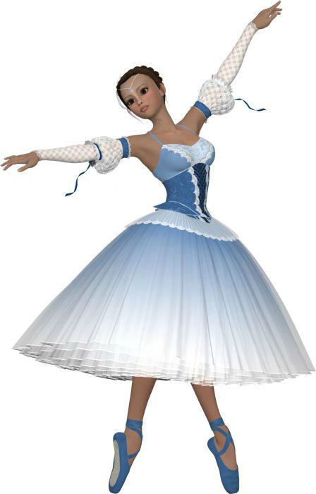 Сказка про фарфоровую балерину