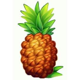 Загадка про ананас
