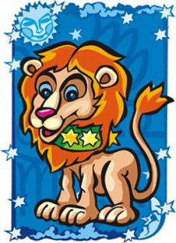 Гороскоп для юного льва