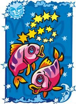 Гороскоп для детей-рыб