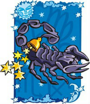 Гороскоп для маленького скорпиона